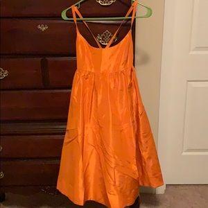 J. CREW original 100% silk dress